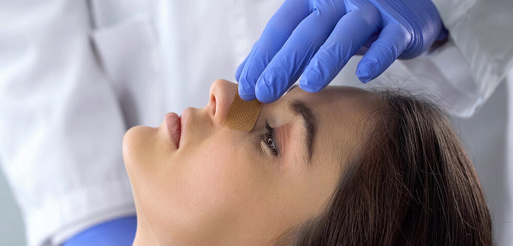 saignement nasal